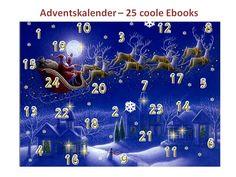 Adventskalender 2015 - Dich erwarten 25 E-Books
