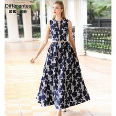Fashion Style Hollow Out Doddy Sleeveless Dress Blue ($56.75) http://www.clubwholesale.net/women-dresses/maxi-dresses
