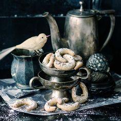 Honig-Walnuss-Kipferl: Rezept - [LIVING AT HOME]