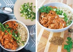 All the butter chicken goodness, sans butter or chicken. This vegan butter chicken recipe will have both vegans & carnivore asking for seconds. Rice Recipes, Chicken Recipes, Cooking Recipes, Healthy Recipes, Healthy Foods, Vegan Butter Chicken, Jackfruit Recipes, Sprout Recipes, Fried Rice