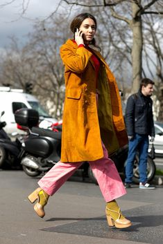 The Best Street Style Snaps From Paris Fashion Week - Fall 2015