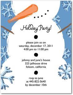 snowman party invitations koni polycode co