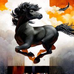 Horses by Craig Kosak