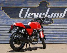 Cleveland Cyclewerks Custom Misfit