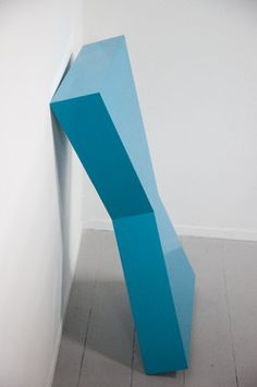 Saatchi Online Artist EES TAYLOR; Sculpture, Blue Bow from the collection Counter-play #art