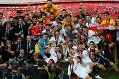 Sevilla - Inter, goles, resumen y resultado: el equipo español se quedó con la Europa League en un partidazo a puro gol en Colonia Manchester United, Alexis Sanchez, King Of Cups, Penalty Kick, La Champions League, Free Kick, Match 3, Middlesbrough, Europa League