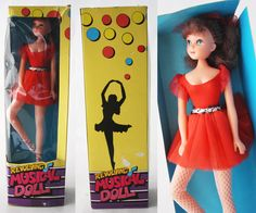 RARE VINTAGE 80'S CAROL REVOLVING MUSICAL BALLERINA DOLL GREEN BOX HONG KONG NEW   eBay