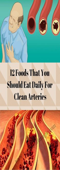 12 Foods That You Should Eat Daily For Clean Arteries | Healthy Life Magic