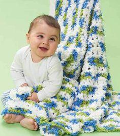 Tiny Tickles Crochet Blanket