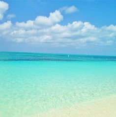 Turks and Caicos Waters ... Been there!!!