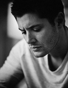 Hello, Handsome. Jenson Ackles.