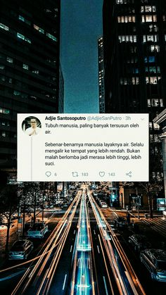 Menjadi manusia. Tweet Quotes, Daily Quotes, Bible Quotes, Me Quotes, Qoutes, Reminder Quotes, Self Reminder, Quote Backgrounds, Wallpaper Quotes