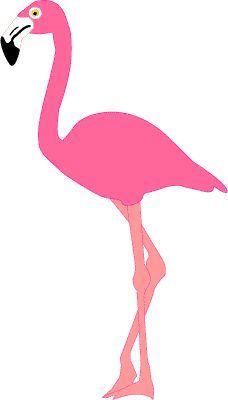 Flamingo template little lamb adventurer club pinterest pink flamingo clip art pronofoot35fo Images