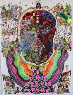 Mike Kelley, Really amazing!