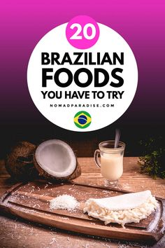 Goat Milk Recipes, Old Recipes, Meal Recipes, Popular Recipes, Cooking Recipes, International Food Day, Brazilian Dishes, Cocoa Cake, Around The World Food