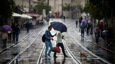 """PRAYERS FOR RAIN ANSWERED IN ISRAEL. With Israel in drought for the last five years – the worst in the land in the last 40 – thousands gathered at the Western Wall last week to pray for rain – and it happened, """"big time,"""" as Donald Trump might say.  The idea began three weeks ago, when Israel's chief rabbi, David Lau, solicited prayers from Jews and Christians around the world for an end to the nation's drought."""