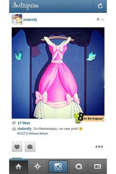 Texts from Disney Princesses