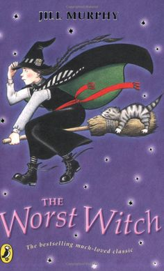1474a4fb06c4 The Worst Witch  Amazon.co.uk  Jill Murphy  9780141349596  Books