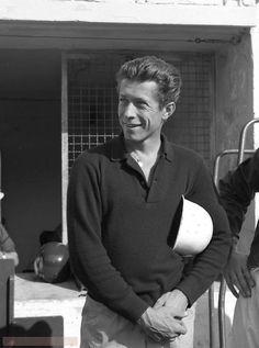 1958 - Olivier Gendebien - Ferrari GP Italia