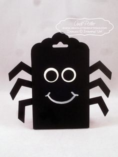 Stampin' Up RemARKable Pinworthy Blog Tour – Halloween Scary Fun - Spider