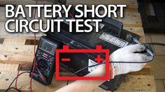 How to check car #battery short circuit? #cars #diagnostics