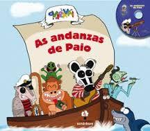 As andanzas de Paio inclúe ademais un conto que acompaña os temas musicais, cunha clara vocación instrutiva. Complétase esta faceta coa
