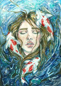Immersion by Poplavskaya on DeviantArt