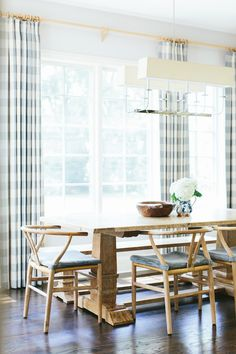 dining space // Kate Marker Interiors #dining #interiors #chandelier