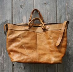 Awesome Gypsy Tote - loving that colour