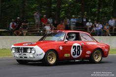 Kenneth Girard, 72 Alfa Romeo GTV