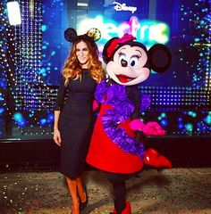 "Barneys New York and Disney presents ""Electric Holiday""  http://pilarrossiblog.wordpress.com/2012/11/17/barneys-new-york-and-disney-presents-electric-holiday/"
