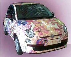 """New Fiat 500 by Missoni - The """"Womanity"""" Gala"""