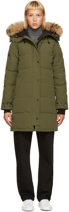 Canada Goose chateau parka online 2016 - CANADA GOOSE Canada Goose Brookvale Coat - Women'S. #canadagoose ...