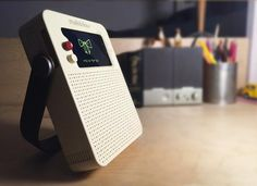 2   Turn Your Old iPhone Into A New, Braun-Inspired Radio   Co.Design   business + design