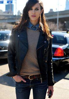 Sobreposição + jeans                                                       …