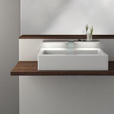 hansa_waterfall-faucet_pearl creative waschtisch amatur