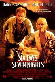 6 dias y 7 noches 1998
