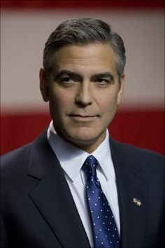 George Clooney born as George Timothy Clooney. American actor, film director, producer, and screenwriter. Ides Of March Movie, The Ides Of March, Amal Clooney, George Clooney, Kentucky, Coming Soon To Theaters, Monument Men, Star Wars, Famous Men