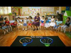 Gross Motor Skill | Classroom Games For Kids | Preschool kids - YouTube