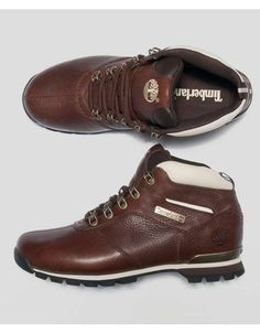 timberland splitrock 2 marron