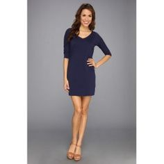 Lilly Pulitzer - Eliza Dress (True Navy) - Apparel - product - Product Review