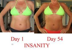 Thank you INSANITY!!