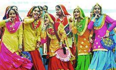 Punjab & Gota Work