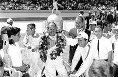 Parnelli Jones returns to Indianapolis 500 to commemorate 1963 win