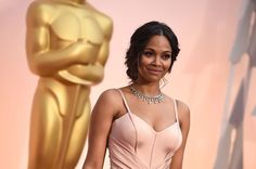Oscars 2015: White-ish dresses - http://everydaytalks.com/oscars-2015-white-ish-dresses/