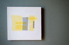 DIY Modern Art // nwaMotherlode.com