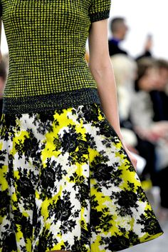 Erdem Fall 2012 Ready-to-Wear Fashion Show Details