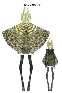 Madonna costume for half time show super bowl 2012 designed by Givenchy