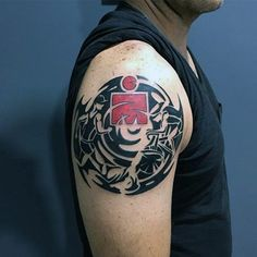 Mens Awesome Ironman Tattoo Ideas