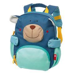 196d822764 Sigikid Παιδικη Τσάντα για το νηπιαγωγείο - Αρκουδάκι